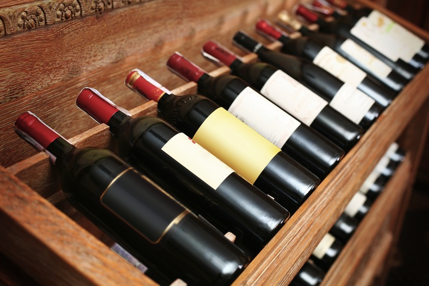 Wine photo via shutterstock.com
