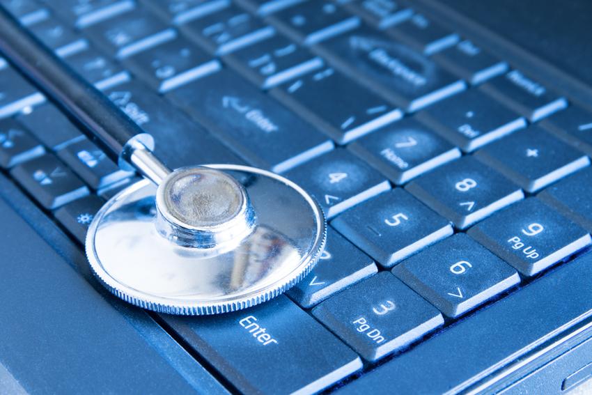 High-tech healthcare