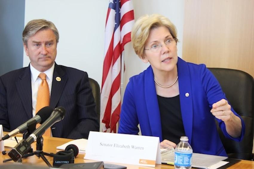 Photo courtesy of warren.senate.gov