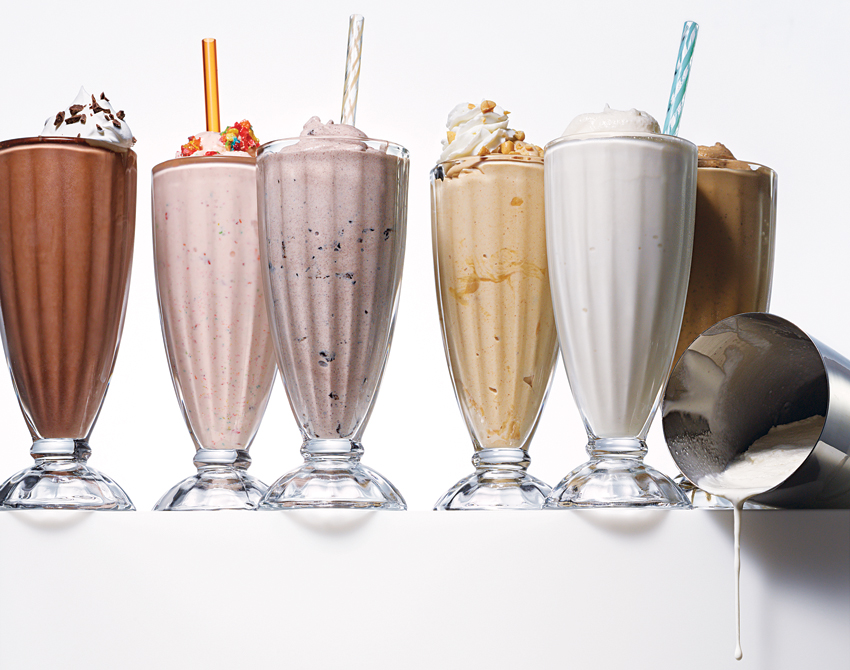 best ice cream frappes boston