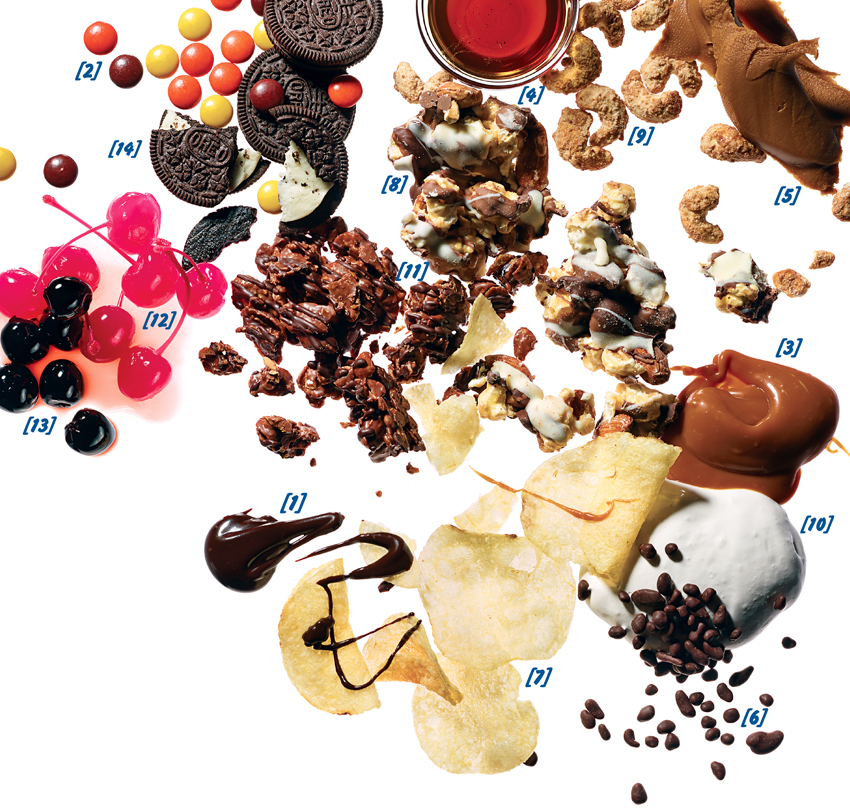 best ice cream toppings boston