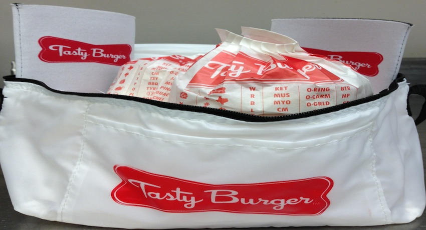 Photo via Tasty Burger