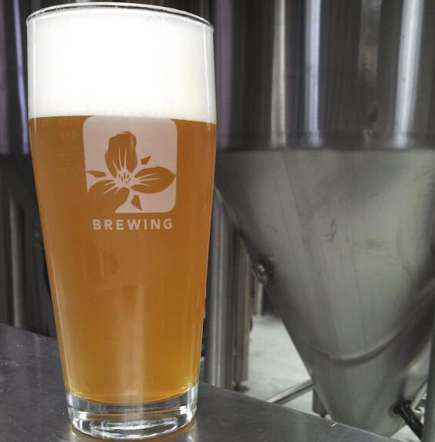 Photo via Twitter.com/Trillium Brewing
