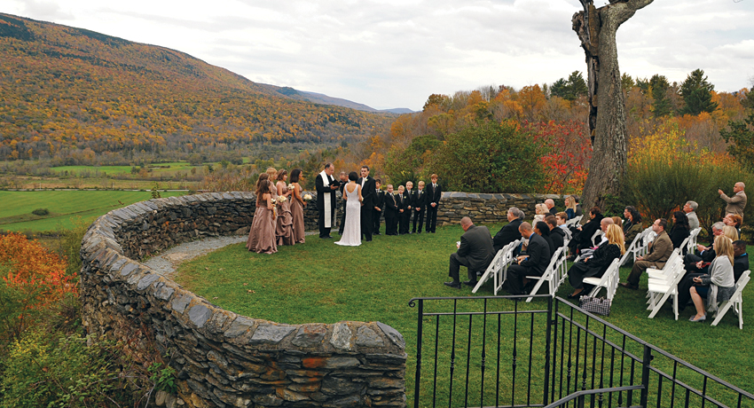 New england wedding venues modest for Top wedding venues in new england