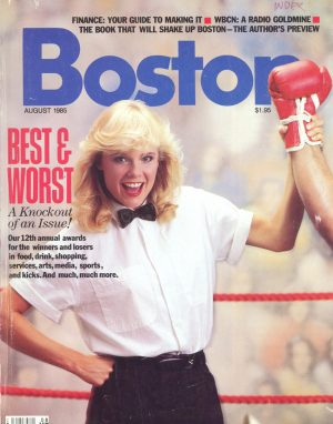 Best Of Boston Magazine - Outside magazines travel awards 2015
