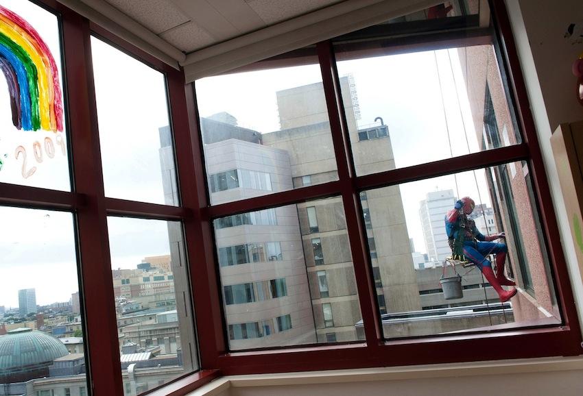 Photo via Katherine C. Cohen/Children's Hospital