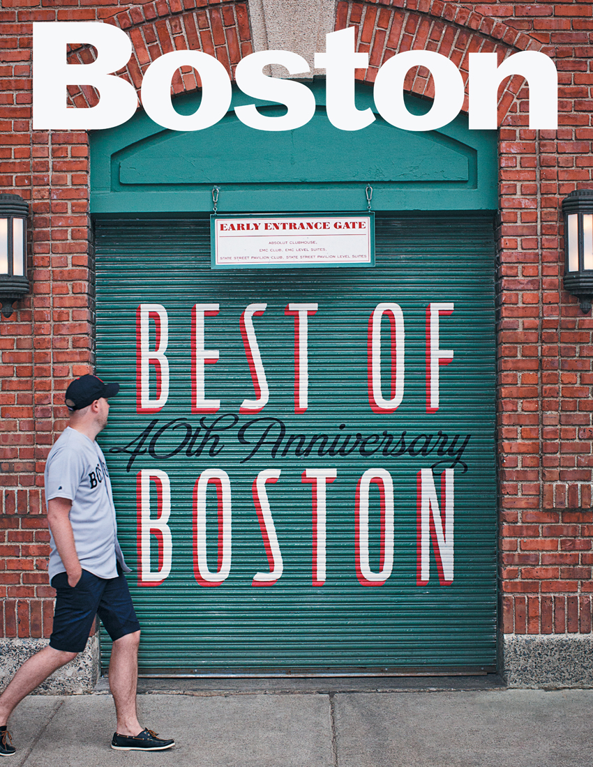 "Boston Magazine's 2013 ""Best Of Boston"""