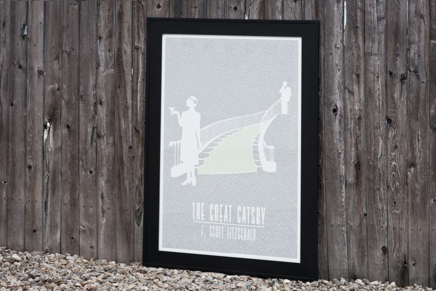 The Great Gatsby poster, $24-$29.