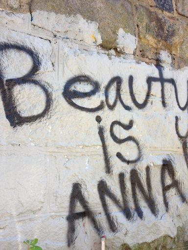 beauty is anna