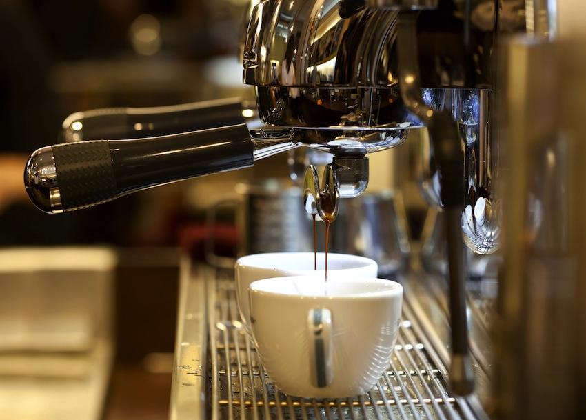 Coffee image via Shutterstock.
