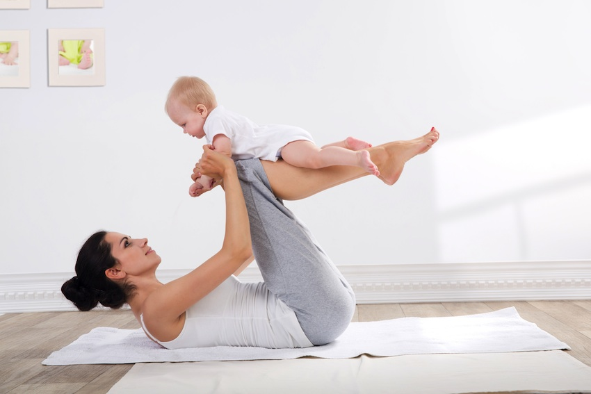 Mommy and Me Image via Shutterstock.