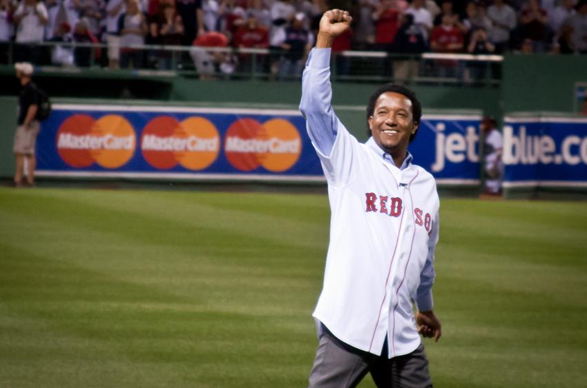 Q a pedro mart nez boston magazine - Pedro martinez garcia ...