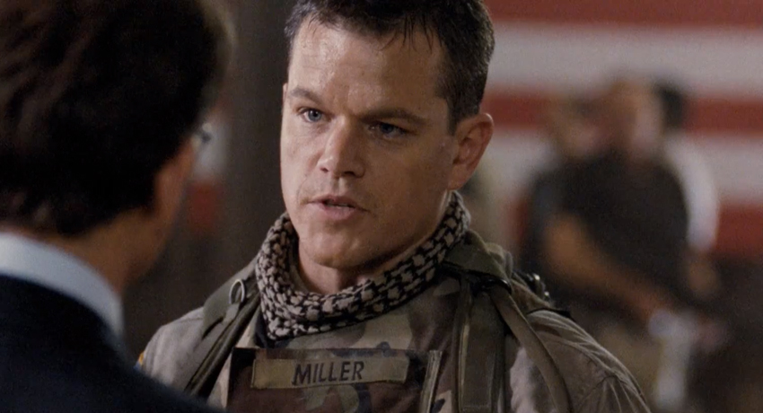 where-is-matt-damon