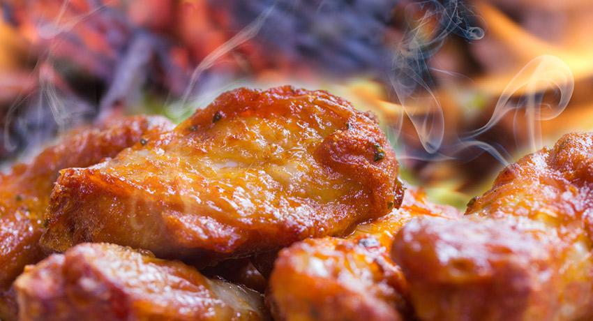 Healthy Chicken Wings Recipes
