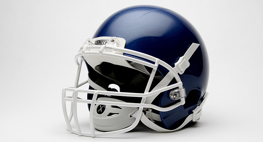 Xenith Helmet image provided.