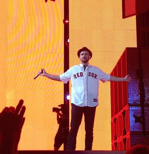 Timberlake Red Sox