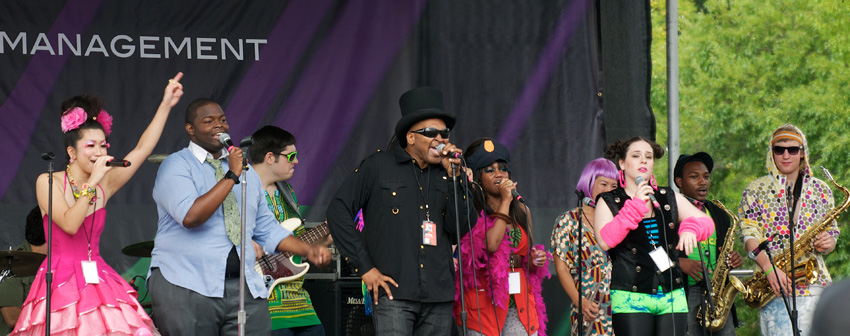 2011 Berklee Beantown Festival. Photo via Flickr/Matthew Ireland