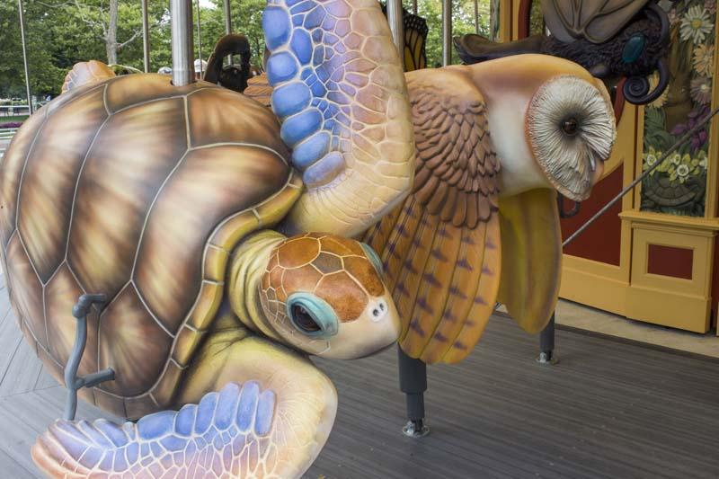 new greenway carousel