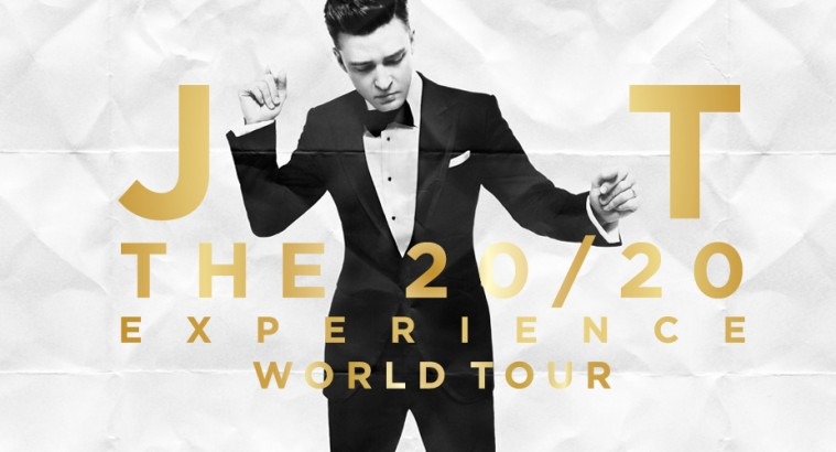 Justin Timberlake World Tour