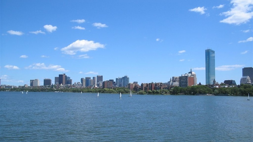 Charles River Image via flickr/marmaz.