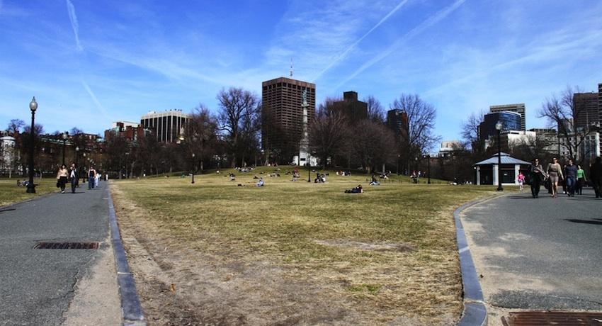 Boston Common Image via flickr/alansheaven.