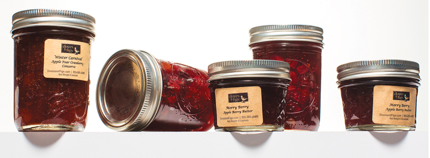 how-to-make-apple-cranberry-preserves