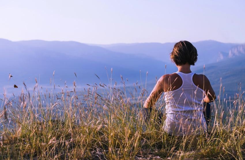 Meditation Image via Shutterstock.