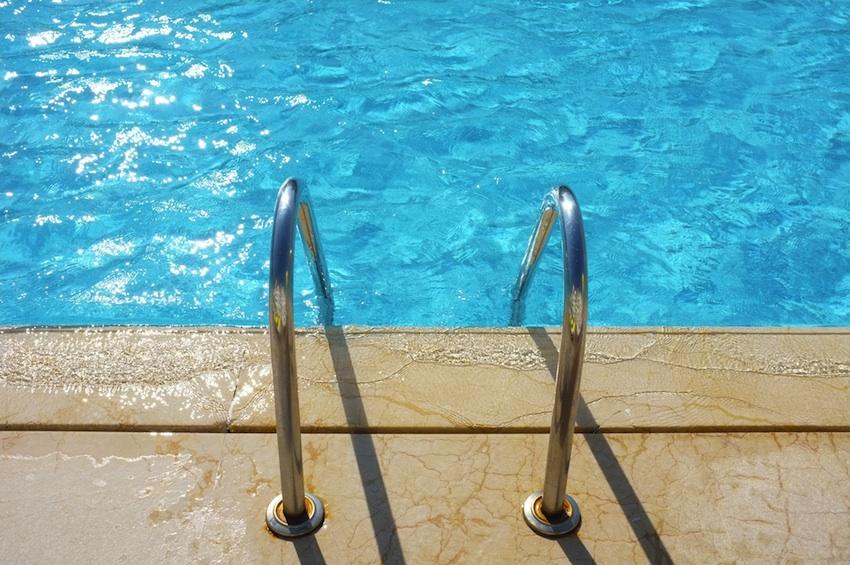 Pool image via Shutterstock.