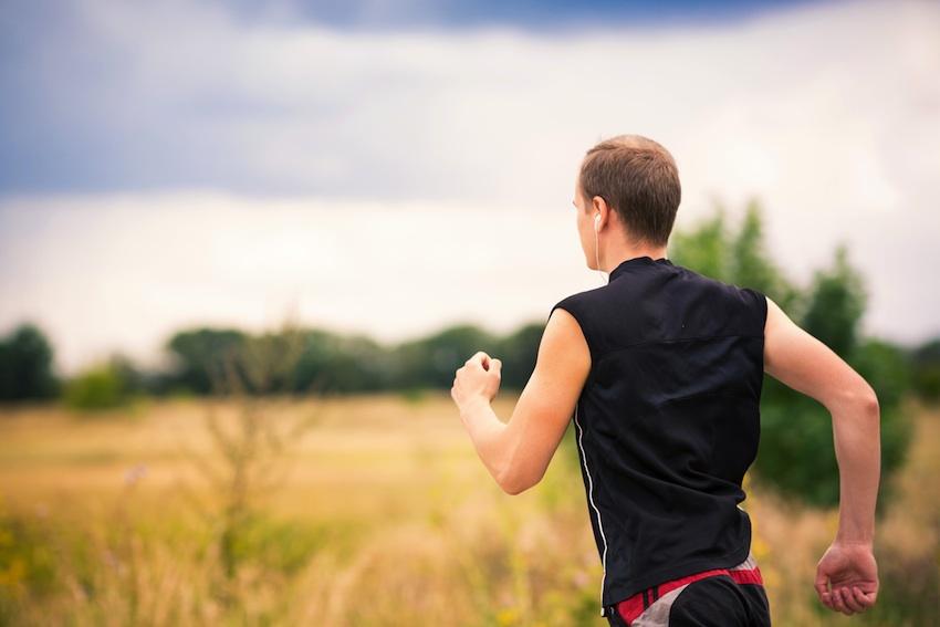 Sprinter image via Shutterstock.