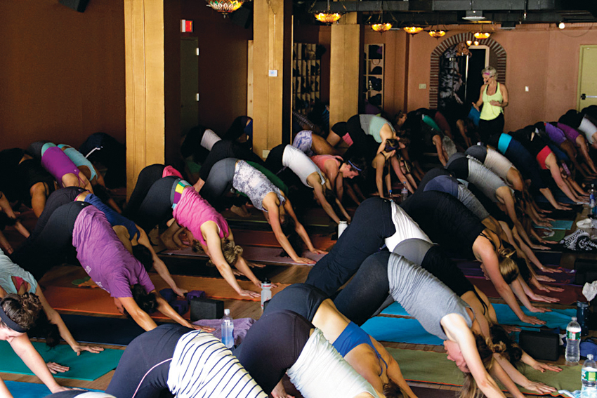 back bay yoga