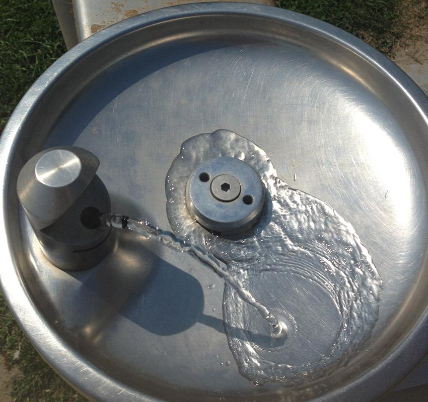 Water fountain photo by Melissa malamut