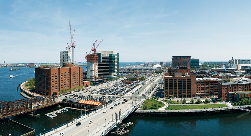Seaport District, Boston, MA