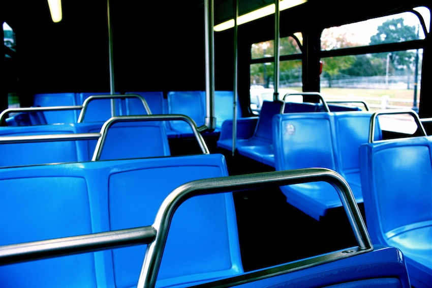 Boston 66 Bus Seats Photo Uploaded by photographynatalia on Flickr