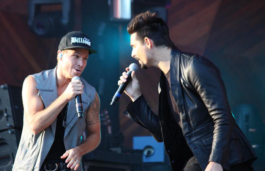 mixfest 2013 backstreet boys