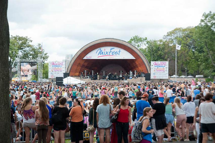 mixfest 2013 boston dcr hatch shell
