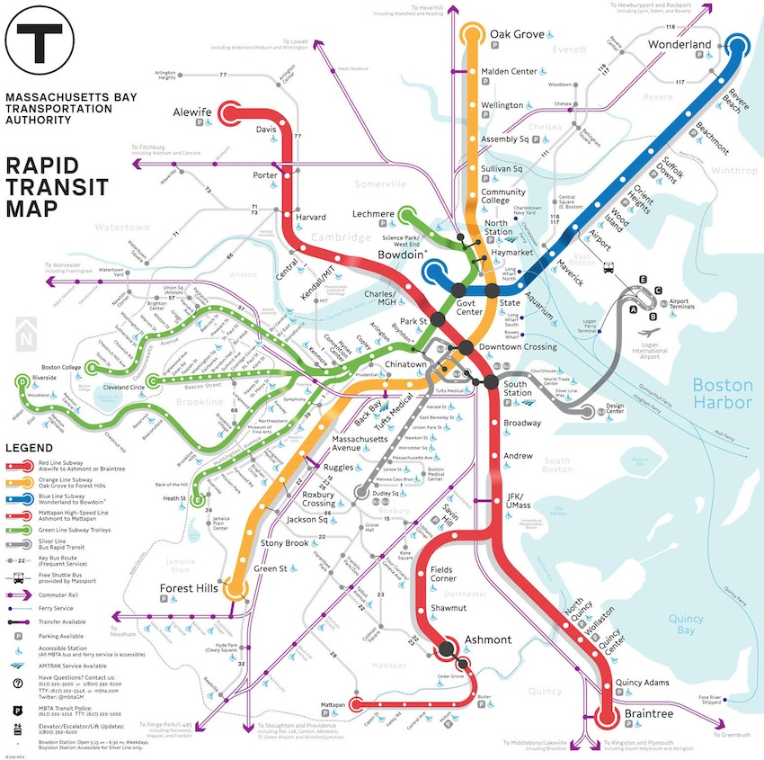 Mbta Red Line Map – Daily Inspiration Quotes