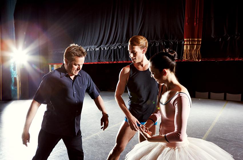 boston ballet artistic director mikko nissinen