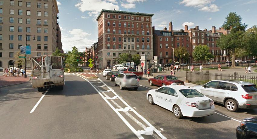 Charles Street Image via Google Maps