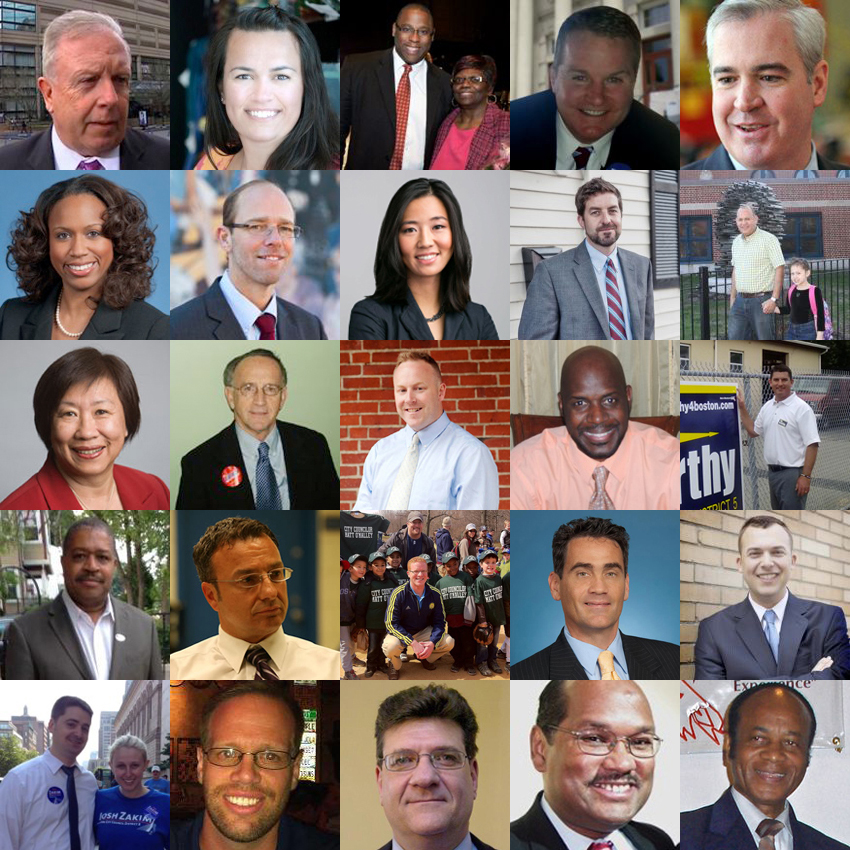 boston city council candidates