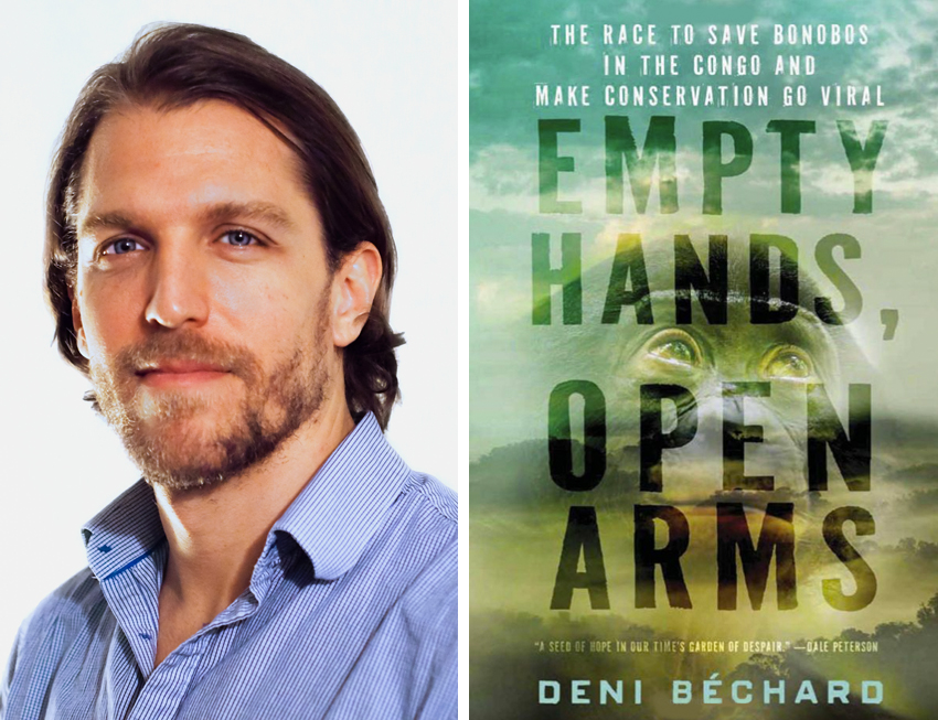 deni bechard empty hands open arms