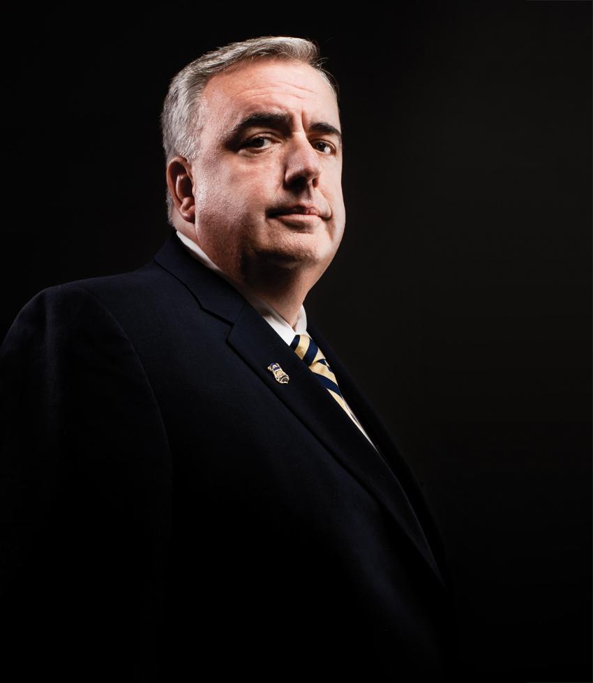 Ed Davis Boston Police Commissioner