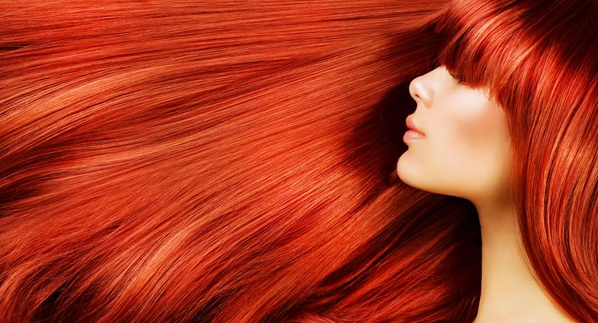 Hair image via Shutterstock