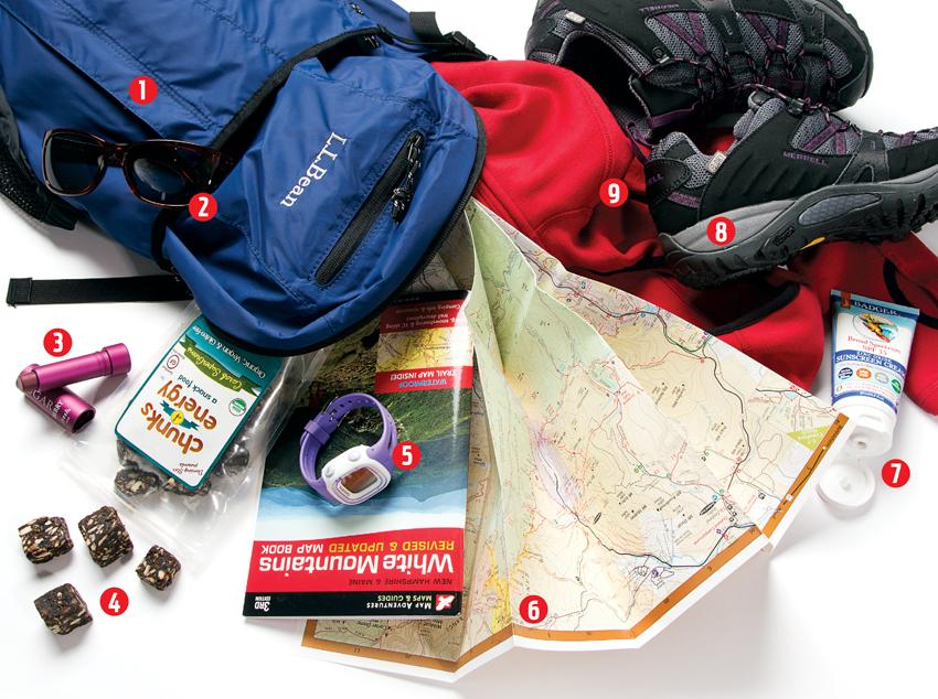 hiking-essentials
