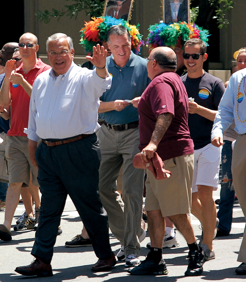 tom menino race diversity gay rights