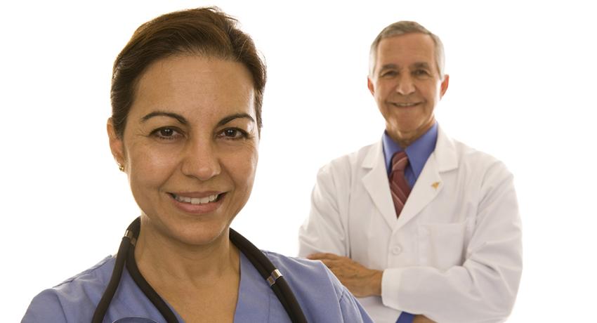 doctor image via shutterstock