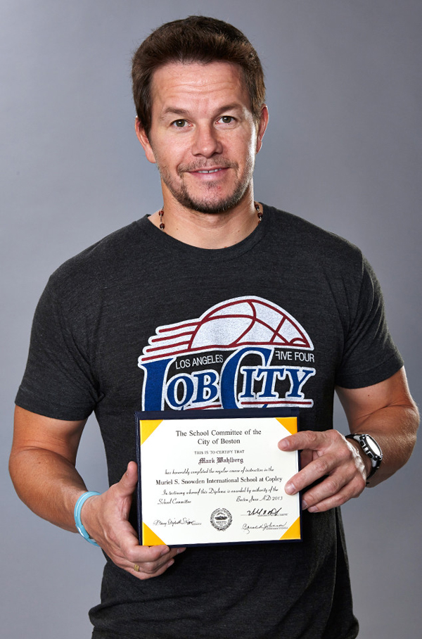 mark-wahlberg-high-school-diploma