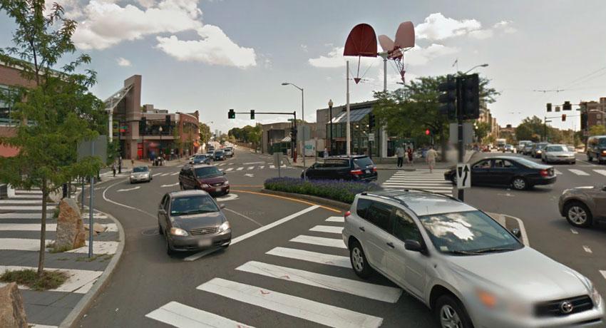 Somerville Ave Image via Shutterstock