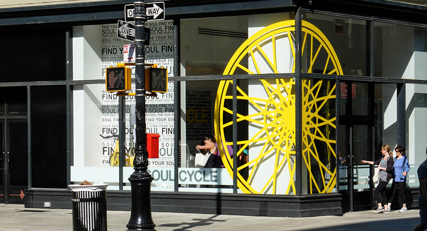 SoulCycle exterior by William Ward on Flickr