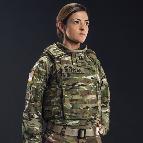 Armor All New Body Armor Issued For Women In The Military