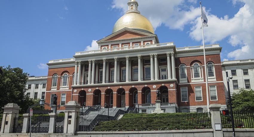 state house photo via shutterstock